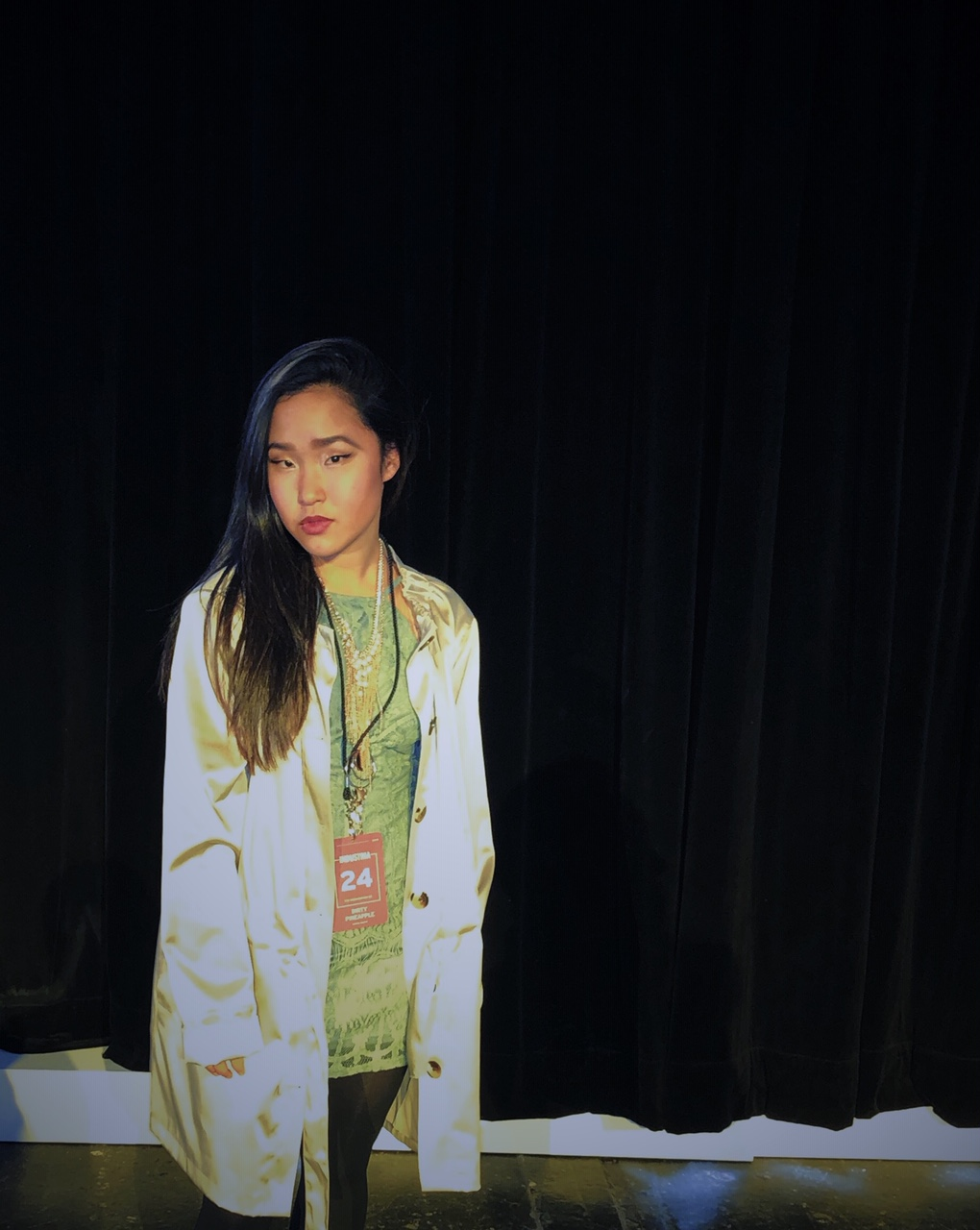 New York Fashion Week AW 2019: Dirty Pineapple