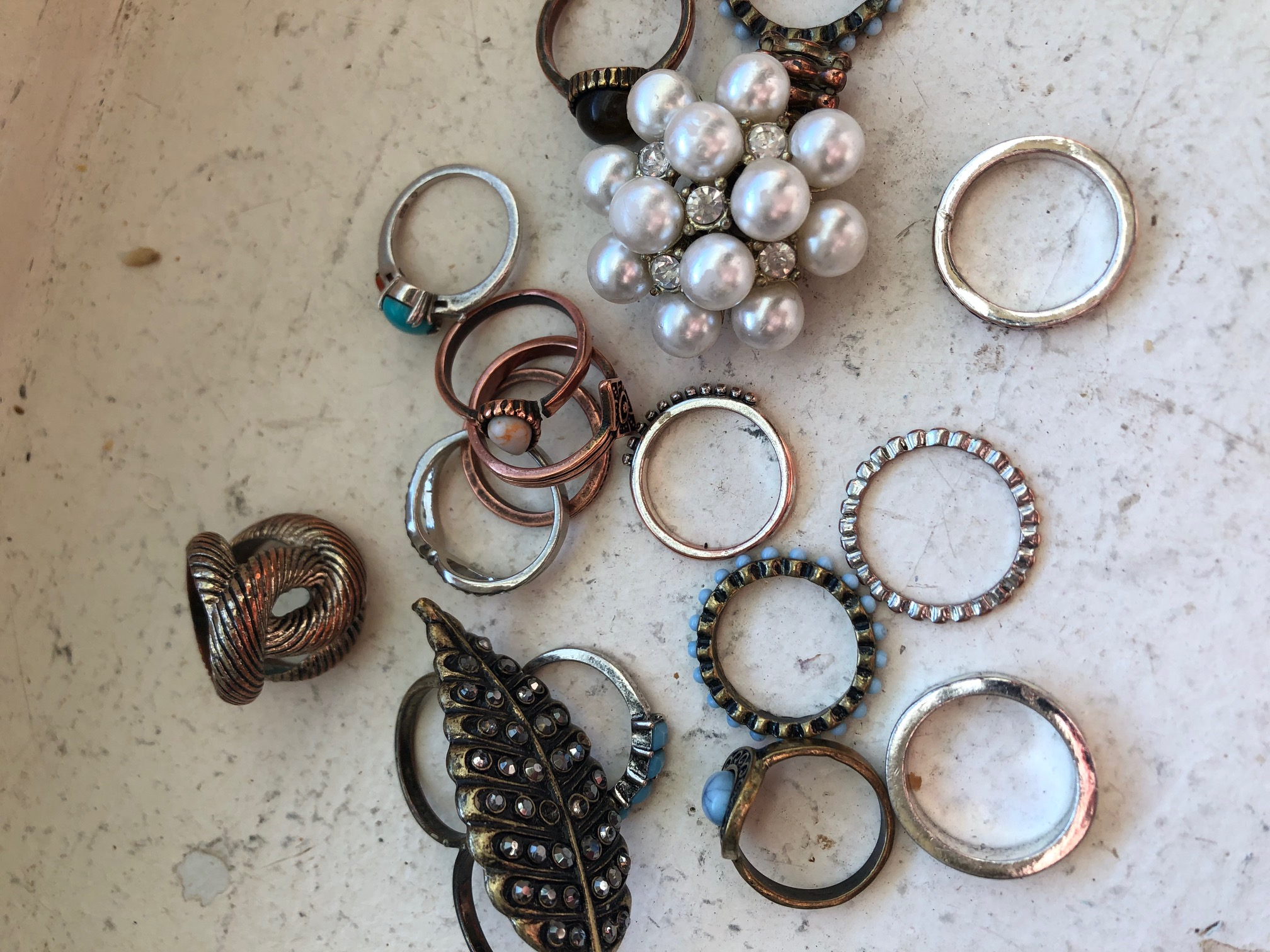 Jewelry Collection: Rings
