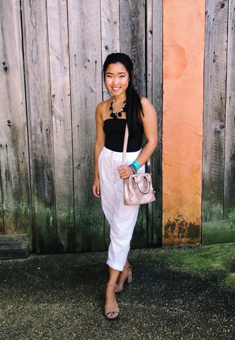 Campus Style: White After Labor Day?