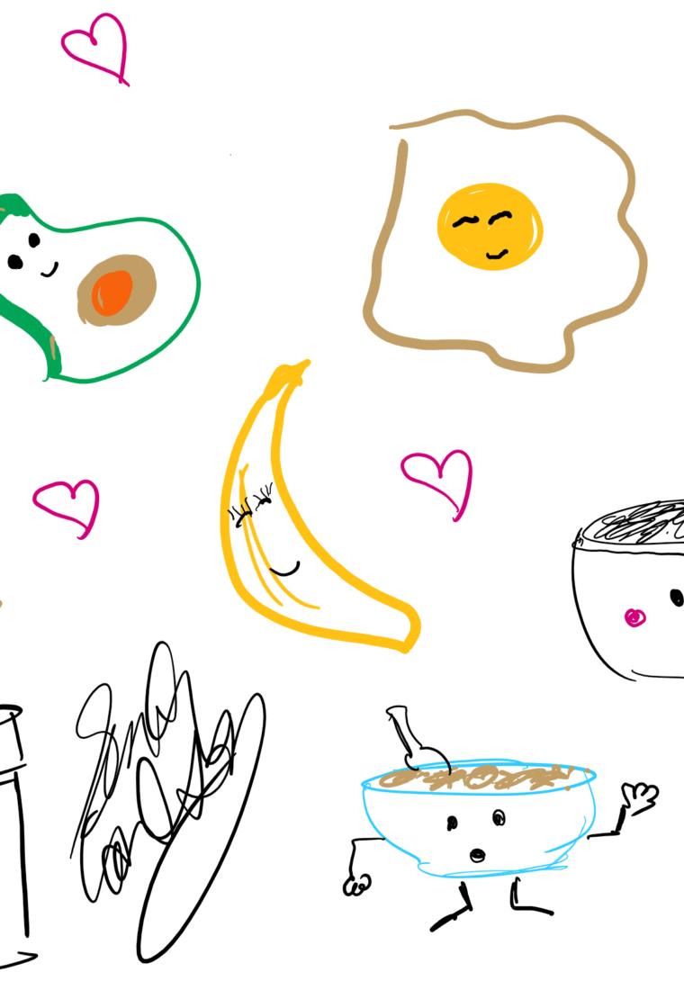 La vie quotidienne : mon plan de repas